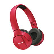 Pioneer Bluetooth headphones Red On ear - SEMJ553BTR