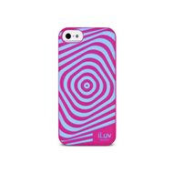 iLuv Aurora Illusion Glow in-Dark for IP5S / 5 - PN - AI5AURIPN