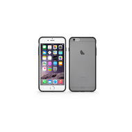 iLuv Vyneer For iPhone 6 Plus - Black - AI6PVYNEBK