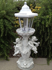 Garden Decor Angel  Sculpture Solar Light