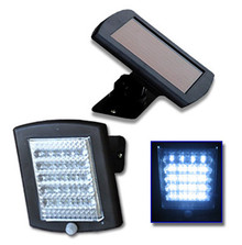 Outdoor 36-LED Solar Security Shed/ Garage Light