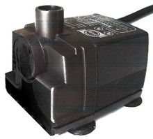 Oase Submersible Fountain Pump Aquarius 300, UL listed