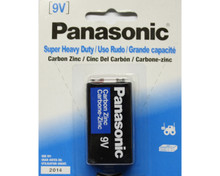 Panasonic 9 Volt Battery