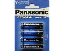 Panasonic AA Batteries - 4 Pack