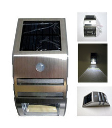 Solar Motion Sensor PIR Security Light