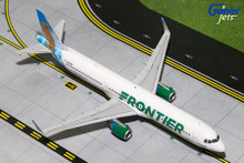 "Gemini200 FRONTIER A321-200(S)""Ferndale the Owl, Sharklets"" N705FR G2FFT611 1:200"