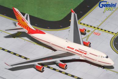 Gemini Jets AIR INDIA B747-400 VT-EVA GJAIC1638 1:400