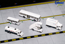 AMERICAN GROUND SERVICE EQUIPTMENT AND TRUCKS G2AAL721 1:200