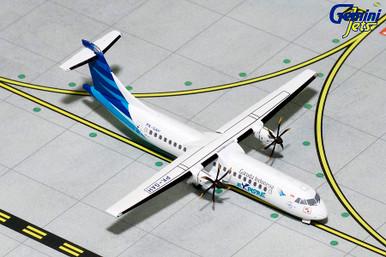 GARUDA INDONESIA EXPLORE ATR-72 PK-GAH GJGIA1751 1:400