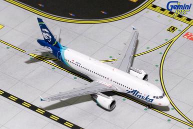 ALASKA A320-200 (New Livery) N625VA GJASA1774 1:400