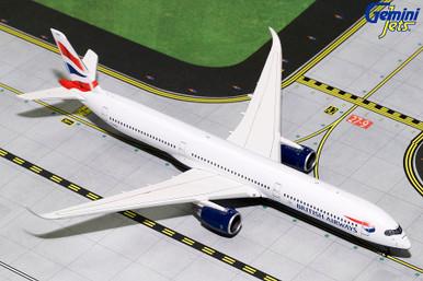 BRITISH A350-1000 G-XWBA GJBAW1759 1:400