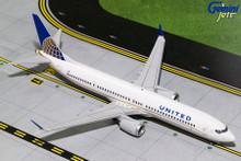 UNITED B737 MAX-9 N67501 G2UAL752 1:200