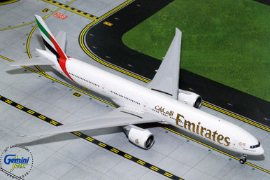 EMIRATES B777-300ER (New Expo 2020) A6-ENU G2UAE771 1:200
