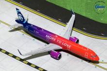 ALASKA A321neo (More to Love) N927VA GJASA1776 1:400