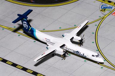 ALASKA DASH 8 Q-400 (New Livery) N438QX GJASA1760 1:400