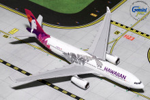 HAWAIIAN A330-200 (New Livery) N380HA GJHAL1787 1:400