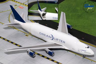 BOEING B747LCF Dreamlifter (Tail Opening) N747BC G2BOE723 1:200