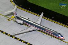AMERICAN MD-83 (Polished) N9621A G2AAL760 1:200