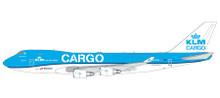 Gemini Jets KLM CARGO B747-400F (New Livery) PH-CKA GJKLM1827 1:400