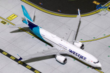 Gemini Jets WESTJET B737 MAX-8 (New Livery) C-GZSG GJWJA1822 1:400