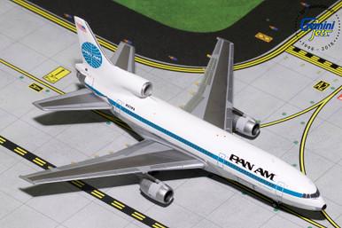Gemini Jets PAN AM L-1011-500 (Clipper Black Hawk) N511PA GJPAA1688 1:400