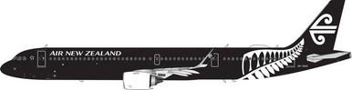 Phoenix Models AIR NEW ZEALAND A321neo (All Blacks) ZK-NNA PH4ANZ1842 1:400
