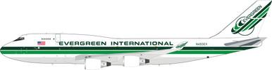 Inflight200 Evergreen International Airlines Boeing 747-400 N493EV IF744EZ0119 1:200