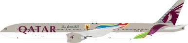 Inflight200 Qatar Airways Boeing 777-300ER A7-BAX IF773QT0119 1:200