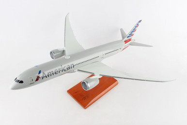 AMERICAN Boeing 787-9 Executive Series 1:100 (G52100)
