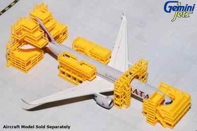 Gemini Jets AIRCRAFT MAINTENANCE SCAFFOLDING GJAMS1828 1:400