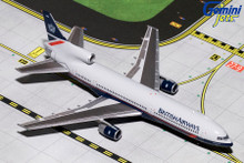 Gemini Jets BRITISH AIRWAYS L-1011-1 (Landor Livery) G-BBAF GJBAW428 1:400