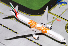 Gemini Jets EMIRATES B777-300ER (Orange Expo 2020) A6-EPO GJUAE1816 1:400