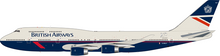 Inflight200 British Airways / Landor Boeing 747-400 G-BNLY (100 year anniversary) BA100-747-BA-LANDOR 1:200
