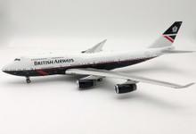 Inflight200 British Airways / Landor Boeing 747-400 G-BNLY (100 year anniversary) BA100-747-BA-LANDOR 1:200