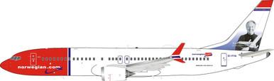 Inflight200 Norwegian Air Shuttle Boeing 737-8 MAX EI-FYA IF738MAXSK0319 1:200