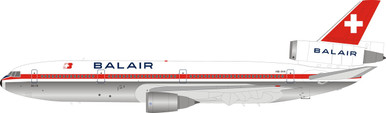Inflight200 Balair McDonnell Douglas DC-10-30 HB-IHK Polished IFDC10BB0119P 1:200