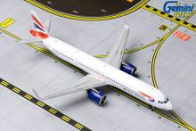 BRITISH AIRWAYS A321neo G-NEOP GJBAW1836 1:400