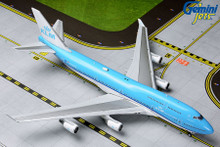KLM B747-400M (New Livery) PH-BFW GJKLM1592 1:400