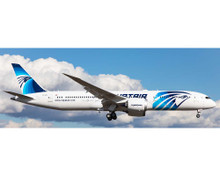 EGYPT AIR B787-9 (Flaps Down) SU-GET LH4MSR144A 1:400