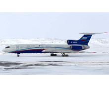 "​JC Wings RUSSIAN FEDERATION TU-154M ""Open Skies"" RF-85655 w/Stand w/Stand"