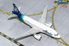 Gemini Jets ALASKA A319 N530VA GJASA1851 1:400