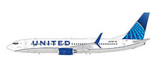 Gemini200 United Airlines 737-800 G2UAL763  1:200