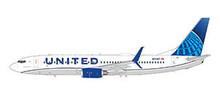 Gemini200 United Airlines 737-800 G2UAL763 1:200