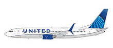 Gemini Jets United Airlines 737-800 GJUAL1803  1:400