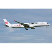 Phoenix Model JAL A350-900 (Red A350 Titles) JA01XJ PH4JAL1926 1:400