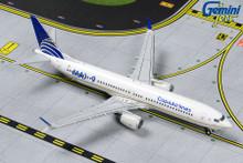 Gemini Jets Copa B737 MAX 9 HP-9901CMP GJCMP1820 1:400