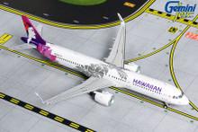Gemini Jets Hawaiian A321neo N204HA GJHAL1843 1:400