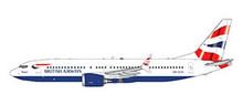 Gemini Jets British Airways 737 MAX 8  GJBAW1876 1:400