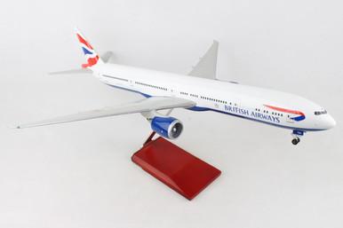 SKYMARKS BRITISH 777-300 SKR9400 1:100