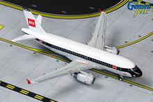 Gemini Jets British Airways A319 G-EUPJ (retro BEA livery) GJBAW1859 1:400